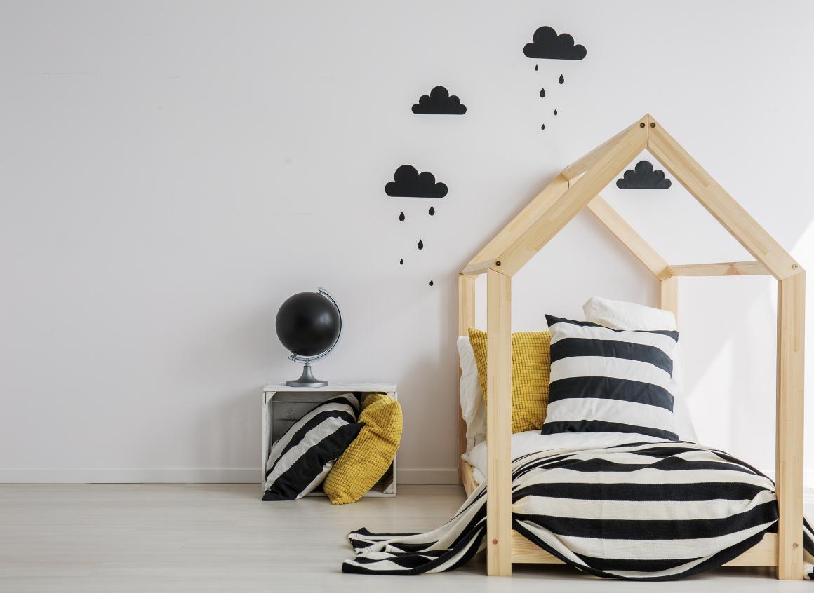 Jak urządzić pokój dla dziecka zADHD?