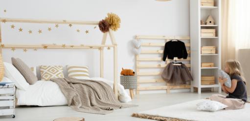 Wybieramy bezpieczne iwygodne łóżko dla najmłodszych dzieci
