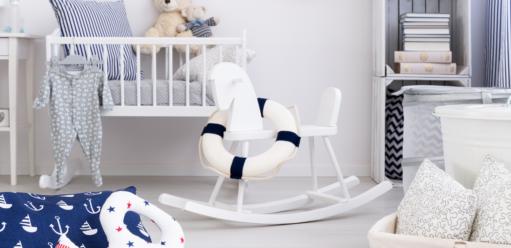 Jak urządzić mały pokój dla dziecka? 7 pomysłów naaranżacje