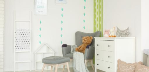 Sprawdzone sposoby naobniżenie poziomu hałasu wpokoju dziecięcym