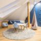 Urządzamy pokój dziecka napoddaszu – poradnik