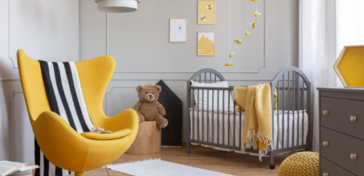 Jak ochłodzić pokój dziecka?