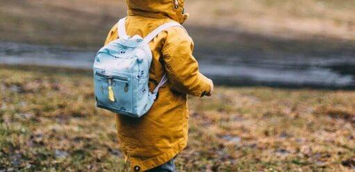 Drugie życie plecaka – czytodobry pomysł, bypociecha nosiła plecak postarszym rodzeństwie?