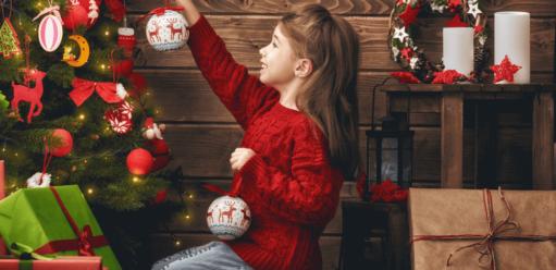 Choinka dopokoju dziecka – żywa czysztuczna?