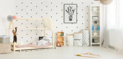Jak dobrze urządzić pokój dla dziecka?